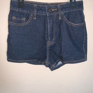 BDH high rise Erin Jean shorts size 24